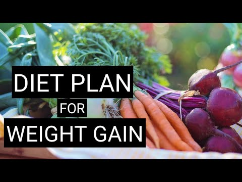 Best Diet Plan For Weight Gain