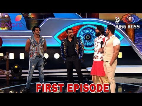 Bigg Boss 12 First Episode Highlight | Full Contestant List