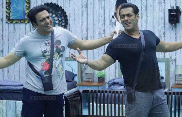 Bigg Boss 12: Salman Khan Govinda Ahuja In An Amazing Partnership In Weekend Ka Vaar