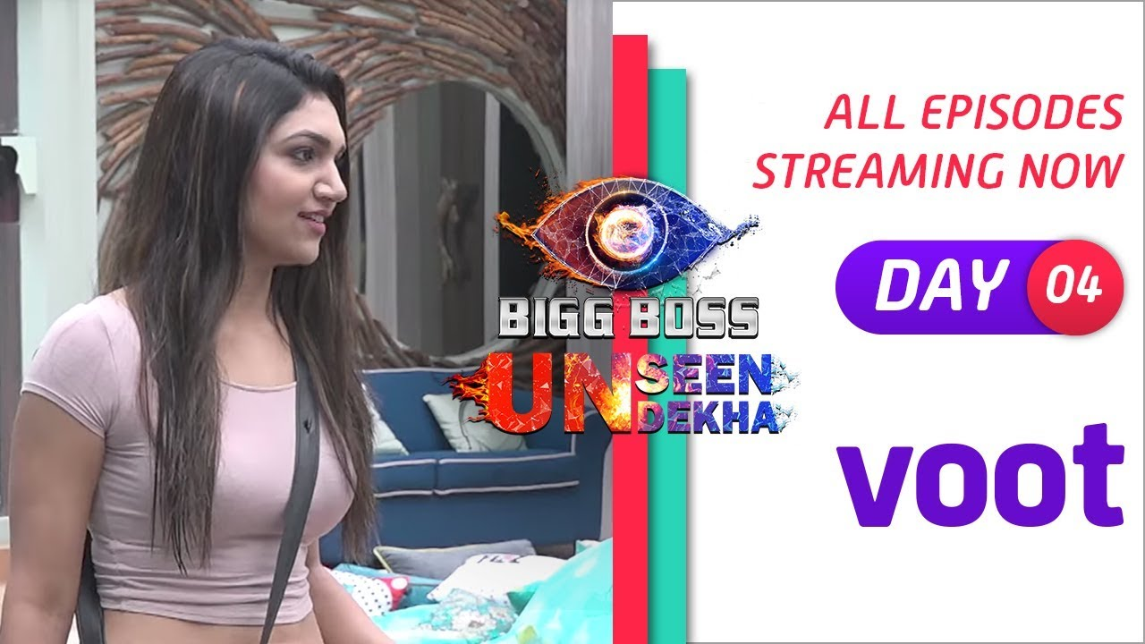 Bigg Boss S12 – Day 4 – Watch Full Episode Exclusively on Voot
