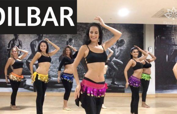 DILBAR by Fleur Estelle Belly Dance