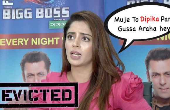 Eviction | Neha Pendse Get Evicted From Bigg Boss 12 | bollywoodtv