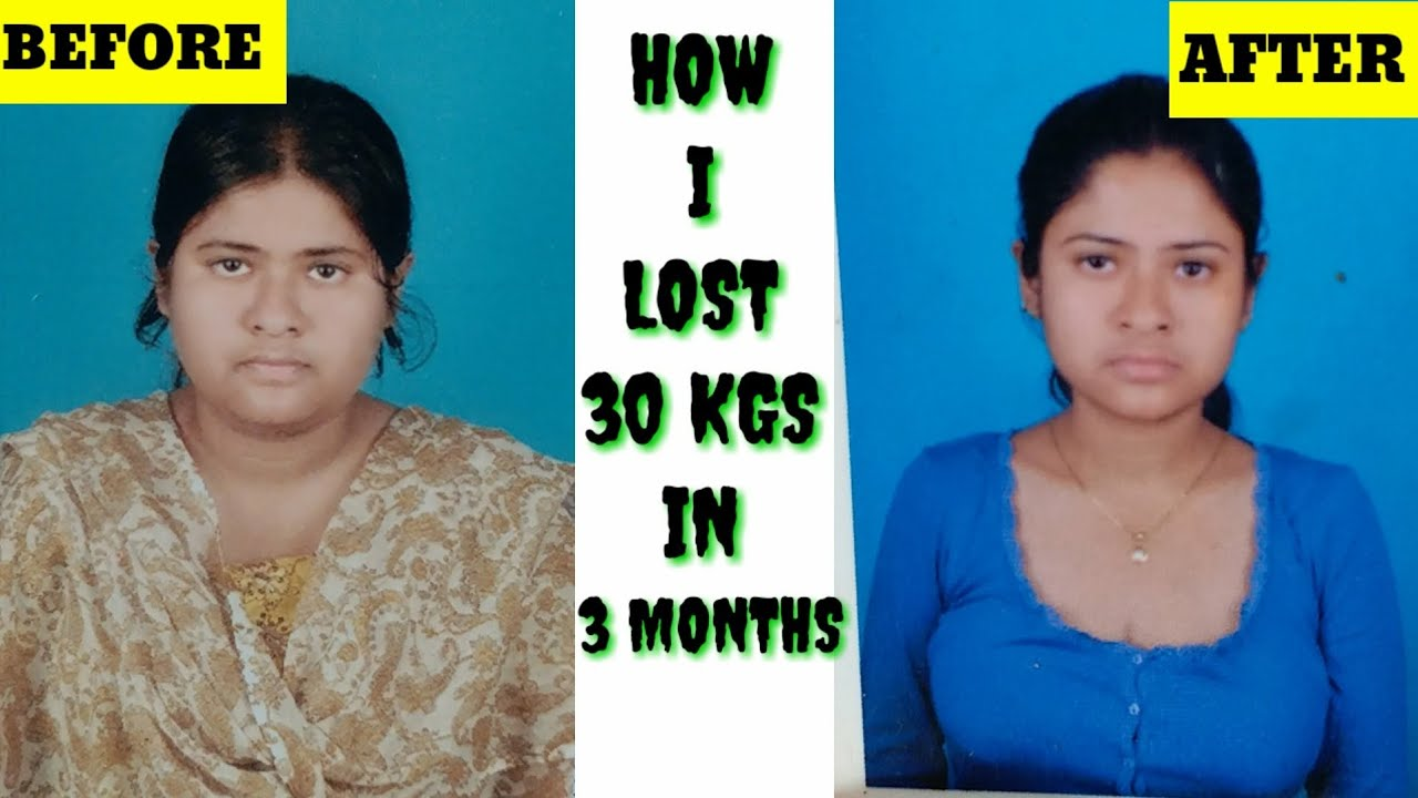 How I Lost 30 Kgs In 3 Months   Weightloss Journey My Full Day 900 c