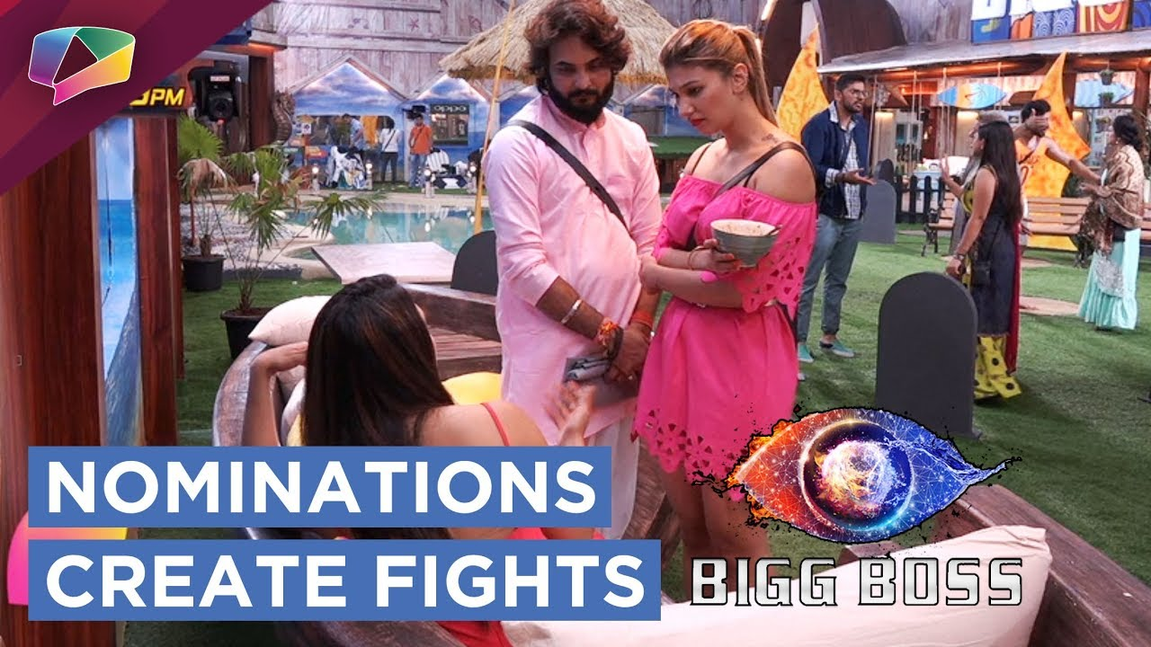 Kriti Verma Breaksdown | Bigg Boss 12's Nominations Create Fights | Update On Bigg Boss 12