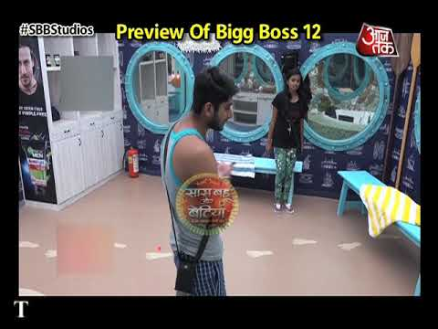 Review On Bigg Boss 12: The Craziness Has BEGUN!
