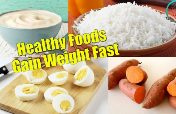 The 18 Best Healthy Foods to Gain Weight Fast