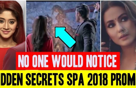This Hidden Secrets in Star Parivaar Awards 2018 Promo They Thought No One Would Notice