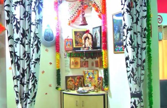 घर के मंदिर को सजाने का सही तरीका-Home Mandir Organization in Hindi -How to organise home Mandir