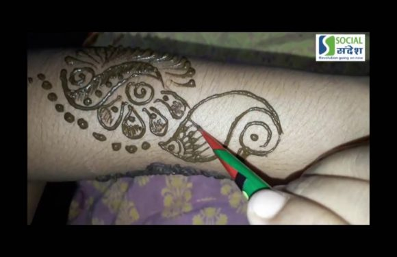 Bhaiya dooj special mehndi design