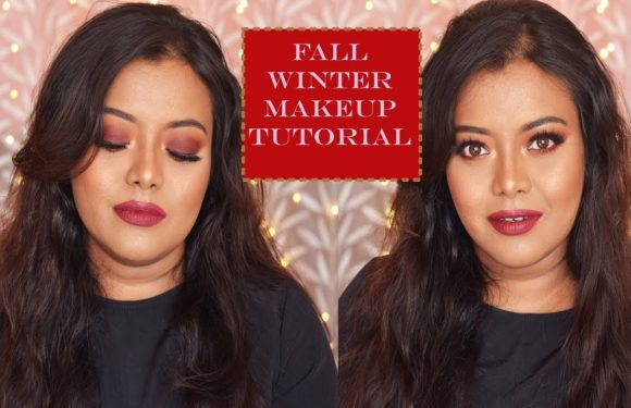 Fall/Winter Makeup Tutorial 2018