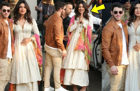 Finally ! Priyanka Chopra and Nick Jonas leave for Jodhpur for their grand Wedding