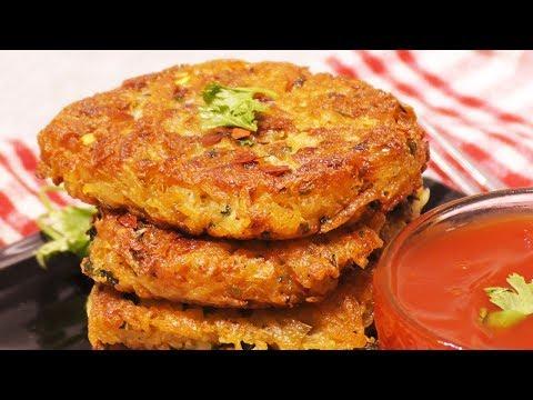 सिर्फ दो ही चीज़ो से बनाएं इतना टेस्टी और कुरकुरा नाश्ता जिसे देखते ही आप बनाएंगे Aloo Pancake Crispy