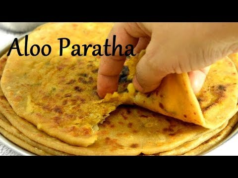 Aloo Parantha | Aloo Paratha Recipe | Perfect no fail Aloo ke paranthe