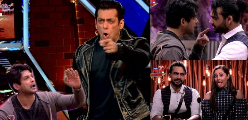 Bigg Boss 13 Sneak Peak | Salman Khan ANGRY on Sidharth Shukla | Vishal v/s Sidharth FIGHT