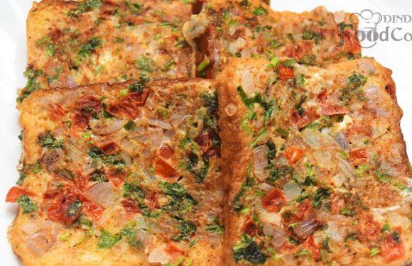 Bread Omelette Recipe/ Quick Breakfast Recipe/ Bread Recipes