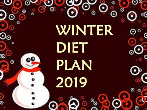 WINTER DIET PLAN 2019   WINTER WEIGHT LOSS DIET
