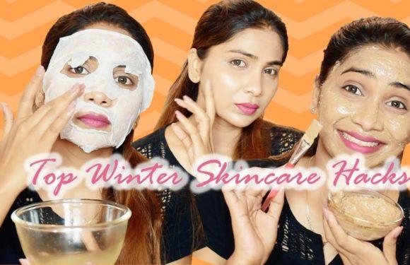 Winters/सर्दियों में अपनी त्वचा को कैसे रखें ख्याल | Sabse Best Winter skincare Hacks