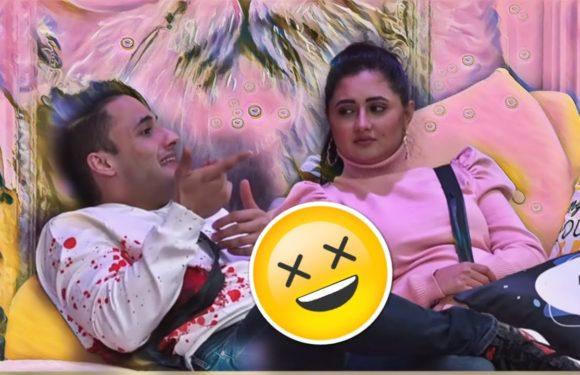 Bigg Boss 13 Review | Asim went On Double Date ? | Rashmi Desai , Asim Fun Chat