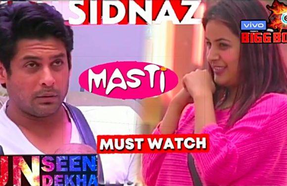 Bigg Boss 13 Unseen Undekha Sidnaaz Comedy | Bb 13 Sneak Peek | Bb 13 Promo Today