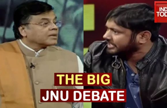 The Big JNU Debate: Kanhaiya Kumar Vs Amitabh Sinha | Who Is Winning Narrative War?