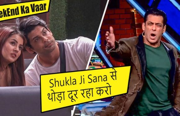 Weekend Ka Vaar | Bigg Boss 13 11th January 2020 Salman Khan angry on Shehnaaz Gill
