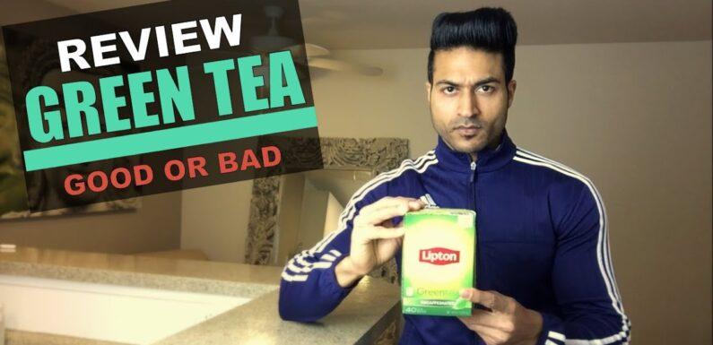 Green Tea   Health & Fat Burning Benefits   Review by Guru Mann