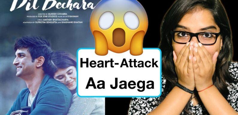 Sushant Singh Rajput Latest Movie | Dil Bechara Movie REVIEW | Dil Bechara IMDB Rating 10/10