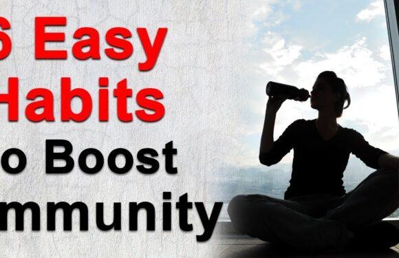 6 Easy Habits to Boost Immunity | How to Boost Immunity Power Against Coronavirus
