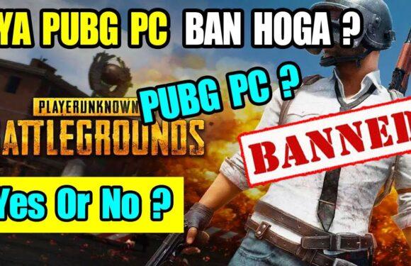 PUBG PC Ban In India ? PUBG PC Safe ? Pubg PC Banned (Hindi Video)