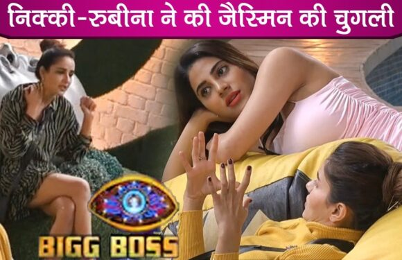 Bigg Boss 14: Jasmin Bhasin Will Be Shocked After Hearing Rubina & Nikki's Gossiping On Her