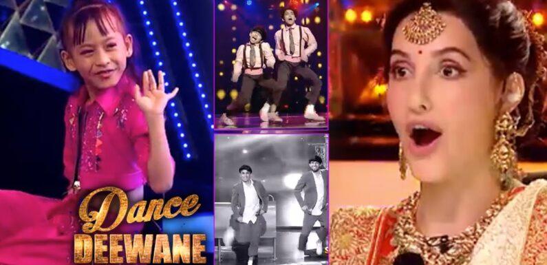 DANCE DEEWANE 3 PROMO: Contestants & Judges ने Celebrates किया 100 Years Of Indian Cinema