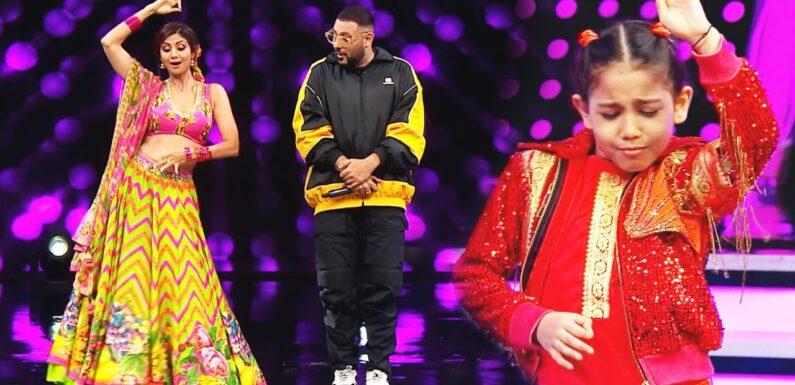 Super Dancer 4 Promo   Shilpa Shetty ने Rapper Badshah के गाने GENDA PHOOL पर किया Performance