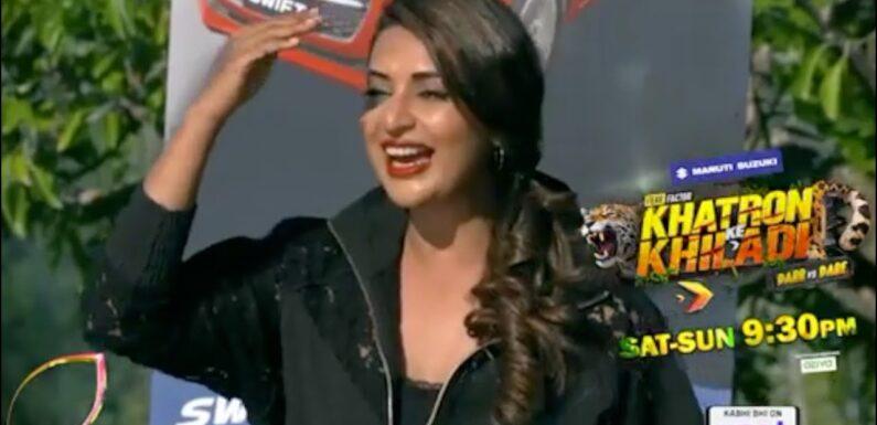 Rohit Shetty ने लिया Shweta Tiwari & Divyanka का Friendship Test   Khatron Ke Khiladi 11 PROMO