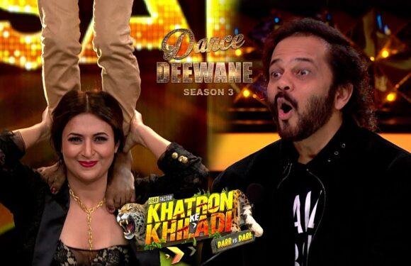 Dance Deewane 3 Promo – Divyanka Tripathi का Stant देख चौंक गए Rohit Shetty